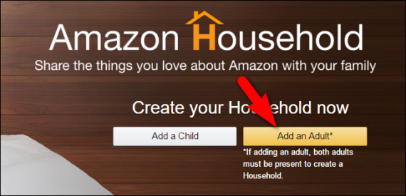 Save money on Amazon-Amazon Household