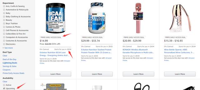 Amazon Lightning Deals explained